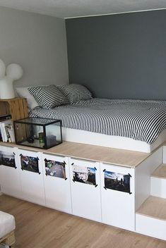 Decorating A Bedroom for Small Apartments Fresh Bedroom Bedroom Furniture Design for Small Spaces Bedroom Interior - Great Home Decorations Bedroom Storage For Small Rooms, Cozy Small Bedrooms, Small Space Bedroom, Small Bedroom Designs, Small Room Decor, Small Room Design, Modern Bedroom Design, Small Spaces, Design Room