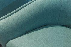 Our classic textile Tonus Meadow on Swedese chair | Photo: Jann Lipka
