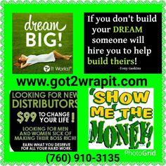 #Dream #dreamhuge #beyourownboss #bonus #amazing #money #friendship #family #kids #mylife #liveit #proud #blessed #textmenow