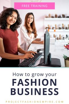 Learn how to grow profitable fashion brand, for anyone who is interested in fashion business and fashion marketing and fashion entrepreneurs, fashion designers, online fashion retailers, fashion business owners.   #sewing #fashionillustration #fashionsketches #fashiondesign Fashion Design Sketches, Fashion Designers, Business Marketing, Business Tips, Make Your Own Clothes, Fashion Marketing, School Fashion, Apparel Design, All About Fashion