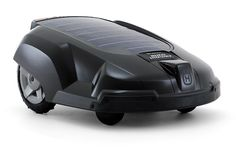 ♂ Husqvarna's AutoMower Solar Hybrid is a robotic lawnmower