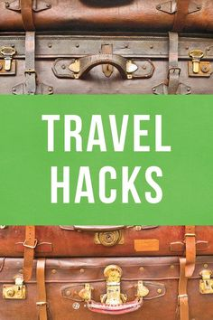 Travel Hacks: Make your next trip run smoothly! Travel Tips #travel #traveltips