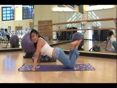 Pilates. Cassey Ho. POP Pilates: Upper Body Workout. (10 mins)