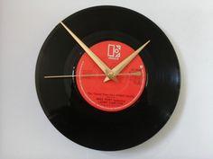 "Mike post- hill street blues theme tune     7""  vinyl record clock  £6.99"