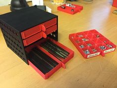Small items organizer by cruzher, published Jul 10, 2016