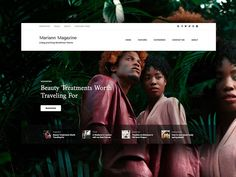 Mariann | <p>Hello! <br />While I am working on a new Beautiful WordPress Theme (of course, what else;) just show you next screen of Mariann - second layout. Just a little changes with header and some elements.</p> <p>Mariann is designed to show off your content in style and let it speak for itself. . Perfect for everything from photography, fashion and beauty, and interior design, to nature, health and spirituality, this modern and stylish personal blog theme makes for an immersive browsing…