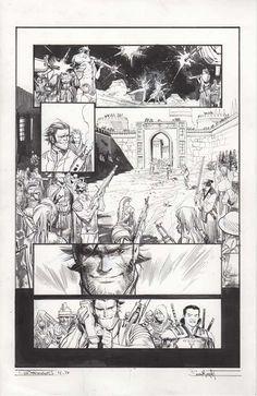 Chrononauts #4 p.16 by Sean Gordon Murphy