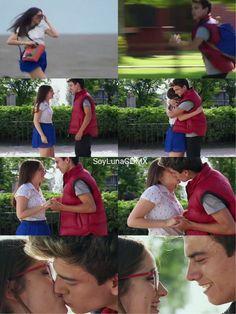 El beso perfecto que todos esperaban de GASTINA!!❤️❤️