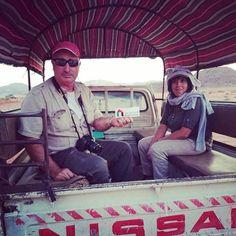 Italians in Wadi Rum helping us rebuild Gaza. www.torebuildgaza.com