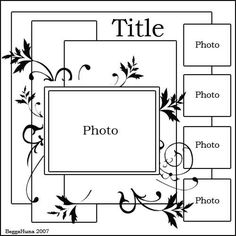 5 Photos 1 - 4 x 6 4 - 2 x 3