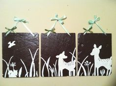 Willow Nursery Decor, Willow Deer Nursery, Willow Deer Nursery Set