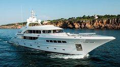 49 metre motor yacht Nassima