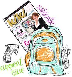 Neat magazine for girls (8 yrs +)