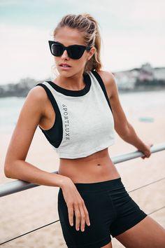 Buy Gigi Sport Tank Online - Tops - Women's Clothing & Fashion - SABO SKIRT