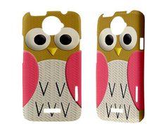 New+Htc+One+X+Case+Cute+Retro+Owl+Htc+One+S+V+Vivid+by+sevenheven,+$17.00
