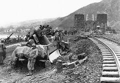 Remagen Bridge 1945