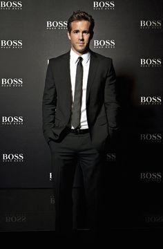 Ryan Reynolds is so good looking