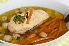 Esta es una receta típica de verano por lo cómoda que es de preparar y la puedes tener varios días preparada y cada día que pasa está mas...