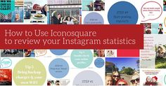 Review Your Instagram Statistics Using Iconosquare Instagram Stats, Statistics, Your Image, Accounting, Bring It On, Posts, Blog, Messages, Business Accounting