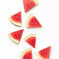 Five Reasons to Eat Watermelon 1 Its low in calorieshellip