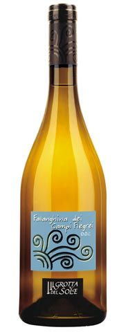 You want feeling in a wine? have a sip of Falanghina from Grotta del Sole!
