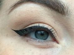 It's the stuff beauty memes are made of: The day you create a perfect cat eye—one that's precise and sharp and totally symmetrical—is a momentous occasion. It should be documented in multiple selfies and...