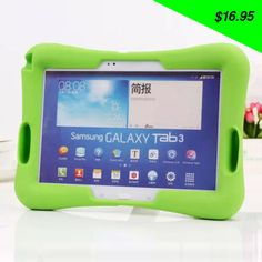 Great item for everybody. hot!Kids Shock Proof Silicone Handle Case Cover For Samsung Galaxy Tab 3 P5200 10.1 inch Tablet Perfect Children Safe Protection - US $16.95 http://outletshopping3.net/products/hotkids-shock-proof-silicone-handle-case-cover-for-samsung-galaxy-tab-3-p5200-10-1-inch-tablet-perfect-children-safe-protection/