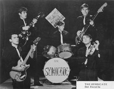 Garage Bands: The Syndicate, Los Angeles 1965. Member Update and Songs Never Before Released.