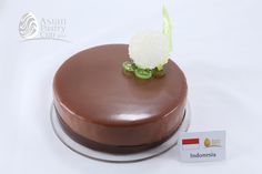 ASIAN PASTRY CUP 2014 : Official Chocolate Cake  - Indonesia