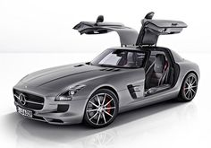 2013 Mercedes Benz SLS AMG GT  The ONLY Mercedes I have ever wanted.  I feel dirty for even saying it...