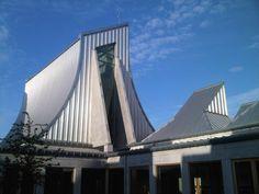Utzon Center, Aalborg, Denmark