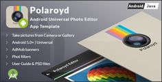 "Polaroyd  Android Universal Photo App Template by fvimagination    Aug 27th 2017  Updated buildToolsVersion to '26.0.1' in build.gradle (Module:app)  Added this line into 'repositories' in build.gradle (Project:): maven { url ""https://maven.google.com\"" }July 20th 2017  Updated targetS"