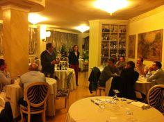 14 Novembre Cena la cacciagione del territorio incontra i vini di etica vitis..