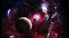 Vortex De L Espace Planétaire Fonds D écran 1600x900