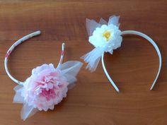 cerchietti fioriti