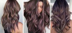 5 tonos de balayage para morenas que te harán destacar Hair Color For Morena, Girly Hairstyles, Balayage Brunette, Purple Hair, Hair Cuts, Hair Beauty, Make Up, Long Hair Styles, Tips