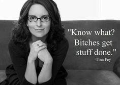 Tina Fey hilarious