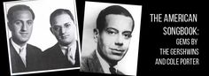 The American Songbook: Gems by the Gershwins and Cole Porter (May 19, 2016)