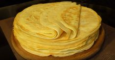 Pfannkuchen in Mayonnaise. Russian Pastries, My Favorite Food, Favorite Recipes, Slow Cooker Recipes, Cooking Recipes, Crepes And Waffles, Cookery Books, Russian Recipes, Creative Food