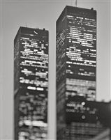 World Trade Center by Tom Baril