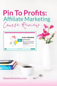 Want to make money from home by posting affiliate links on Pinterest? Be sure to read my review of the course Pin To Profits: Affiliate Marketing. Click through to see the pros, cons and my honest thoughts. Pinterest Affiliate Marketing | Make Money Onlin