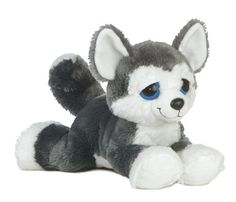 Stuffed Animal: Aurora World Inc 10 Blue The Husky Dreamy Eyes *** To view further for this item, visit the image link.
