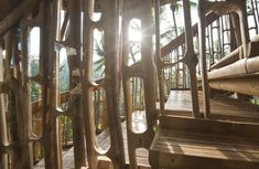 Green Village Bali Bamboo Architecture // Fubiz