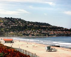 Redondo Beach, California -- my cousin Janet and her family live here, just a few blocks from the beach