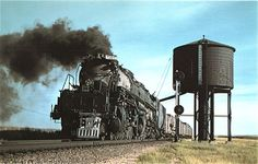 Big Boy locomotive, the largest steam locomotive ever built. Description from pinterest.com. I searched for this on bing.com/images