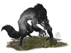 Cory Loftis - Wolfy McHowlerton Esquire