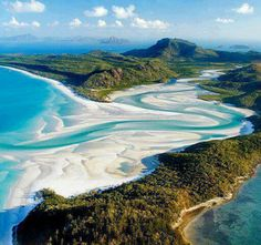 White Haven Beach, Australia 101 Most Beautiful Places To Visit Before You Die! (Part II) Vacation Destinations, Dream Vacations, Vacation Spots, Maui Vacation, Vacation Places, Holiday Destinations, Beautiful Places To Visit, Beautiful Beaches, Amazing Places