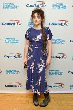 Helena Bonham Carter at the 21st Annual Hamptons International Film Festival | 12 October 2013