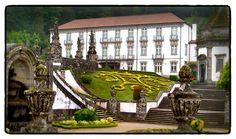 Bom Jesus Do Monte, Braga in northern Portugal.