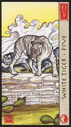 White Tiger ● Five